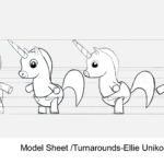 model-sheet-ellie_unikorn